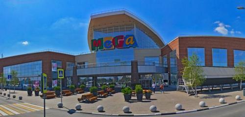 Панорама торговый центр — Мега — Химки, фото №1