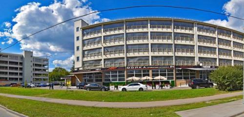 Панорама автосервис, автотехцентр — Тайное место — Москва, фото №1