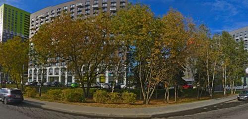 Панорама медцентр, клиника — Медицинский центр Мужское и женское — Москва, фото №1