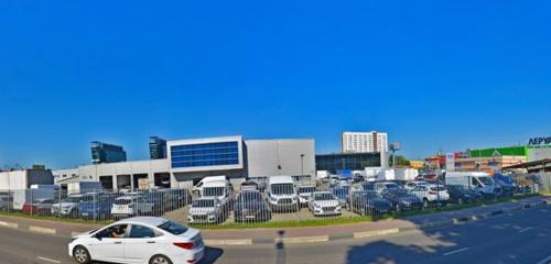 Панорама автосалон — FORD TRANSIT Центр РОЛЬФ Химки — Химки, фото №1