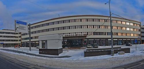Панорама окна — Окна Фреш — Москва, фото №1