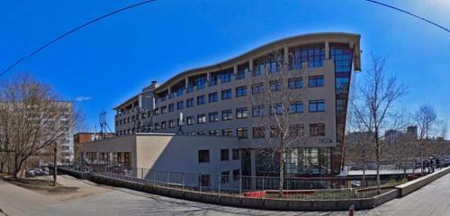 Панорама облицовочные материалы — КЦ Старопетровское — Москва, фото №1