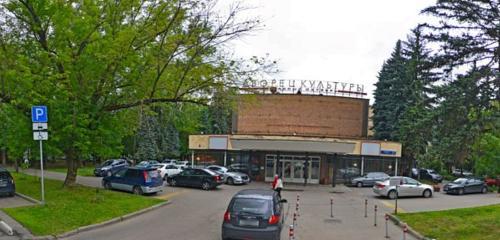 Панорама культурный центр — ДК Красный Октябрь — Москва, фото №1