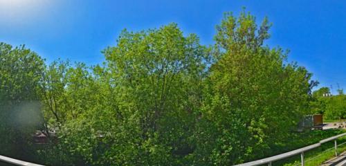 Панорама магазин автозапчастей и автотоваров — Aurora — Москва, фото №1