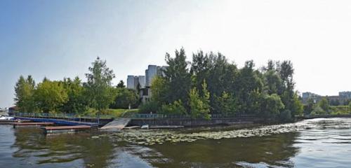 Панорама парк культуры и отдыха — Парк Северное Тушино — Москва, фото №1