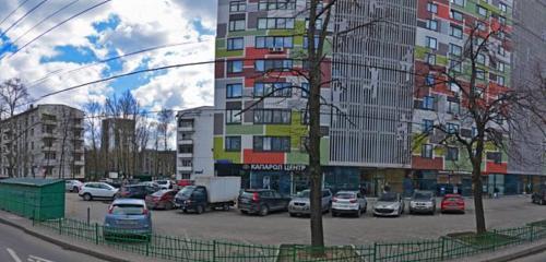 Панорама строительный магазин — Caparol — Москва, фото №1
