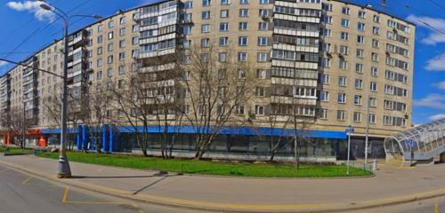 Панорама музей — Музей самоцветы — Москва, фото №1