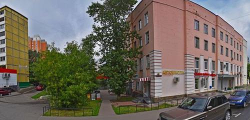 Панорама автошкола — Техника — Москва, фото №1