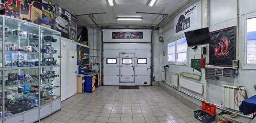 Панорама автосалон — Долавто — Долгопрудный, фото №1