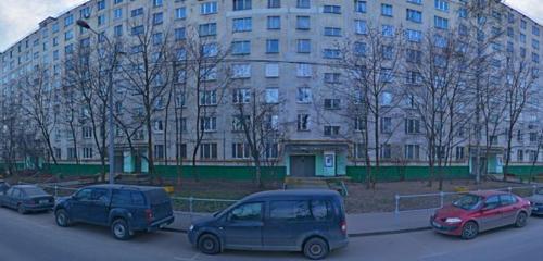 Панорама начальная школа — Домик клуб — Москва, фото №1