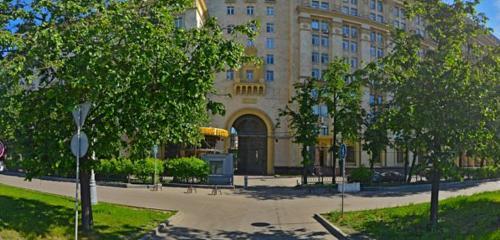 Панорама стоматологическая клиника — Стоматологическая клиника 7 — Москва, фото №1