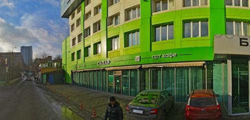 Панорама кафе — Арт-кафе Сахар — Москва, фото №1