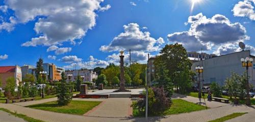 Панорама памятник, мемориал — Дмитров - город воинской славы — Дмитров, фото №1