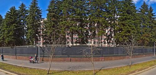 Панорама посольство, консульство — Посольство Китайской Народной Республики — Москва, фото №1