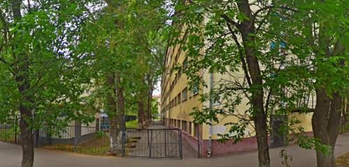 Панорама общежитие — Общежитие № 10 Московского политехнического университета — Москва, фото №1