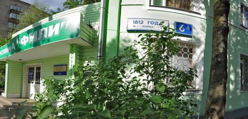 Панорама гостиница — Фили — Москва, фото №1