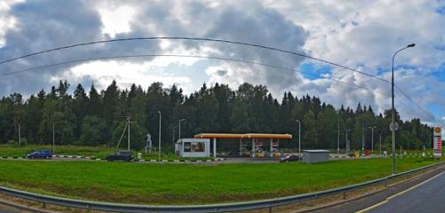 Панорама АЗС — Shell — Москва и Московская область, фото №1