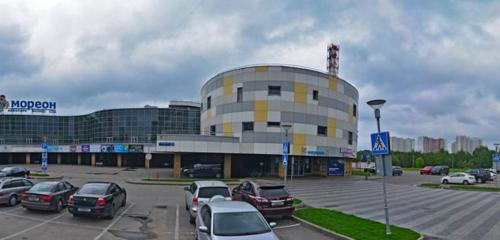 Панорама аквапарк — Мореон — Москва, фото №1