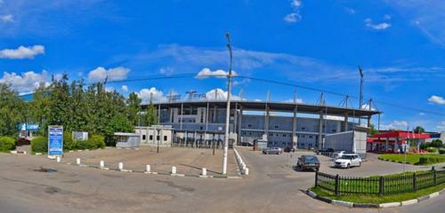 Панорама спортивный клуб, секция — Дом Укрепления Духа — Подольск, фото №1