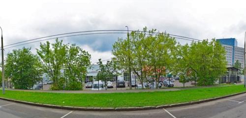 Панорама автосервис, автотехцентр — Юнион Моторс — Москва, фото №1