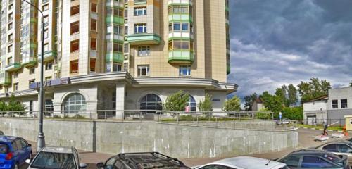 Панорама кальян-бар — Кальянная Облако 53 — Москва, фото №1
