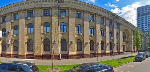 Панорама гравёрные работы — Золотая гравировка — Москва, фото №1