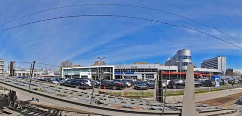 Панорама автосервис, автотехцентр — Рольф Юг — Москва, фото №1