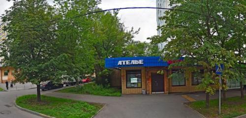 Panorama curtains, curtain rods — ATELYe Salon ShTOR — Moscow, photo 1