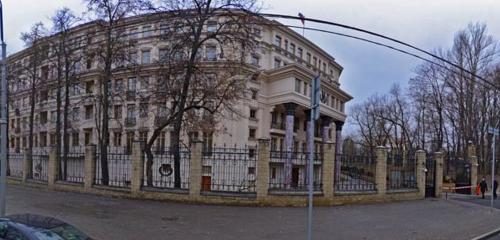 Panorama housing complex — ZhK Monolit — Moscow, photo 1