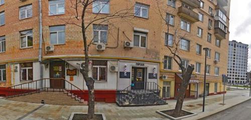 Панорама магазин пива — Магазин пива Косоухофф — Москва, фото №1
