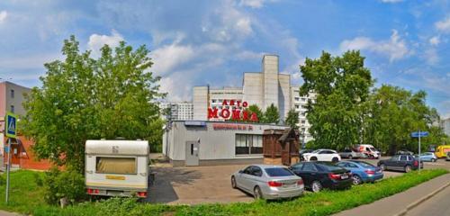 Панорама шиномонтаж — Шиномонтаж и Правка дисков 24 часа — Москва, фото №1