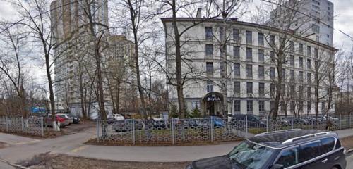 Панорама облицювальні матеріали — Кибела — Москва, фото №1