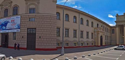 Панорама ипподром — Центральный Московский ипподром — Москва, фото №1
