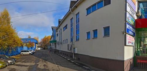 Панорама банкомат — Тинькофф — Щербинка, фото №1