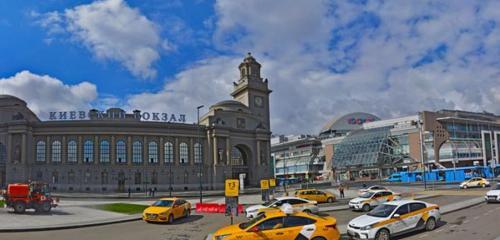 Панорама оператор сотовой связи — МегаФон — Москва, фото №1