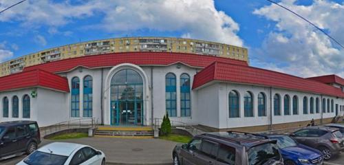 Панорама торты на заказ — Доктор Бейкер — Москва, фото №1