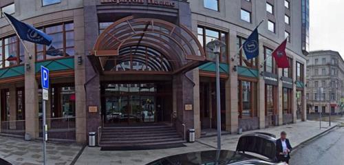 Панорама гостиница — Шератон Палас — Москва, фото №1