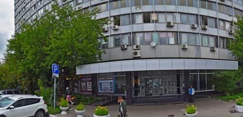 Панорама школа танцев — Pole Positions — Москва, фото №1