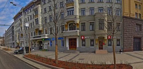 Панорама театр — Комедиантъ — Москва, фото №1