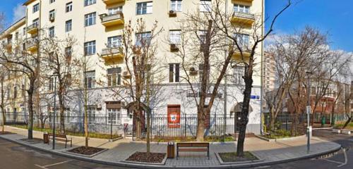 Панорама салон красоты — Leonid Romanov Hair — Москва, фото №1