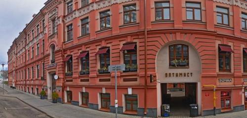 Панорама ресторан — Single — Москва, фото №1