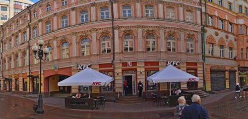 Панорама культурный центр — Национальный культурный центр Украины — Москва, фото №1