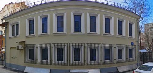 Панорама посольство, консульство — Консульский отдел Посольства Туркменистана в РФ — Москва, фото №1