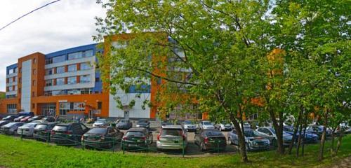 Панорама противопожарные системы — Линия технической безопасности — Москва, фото №1