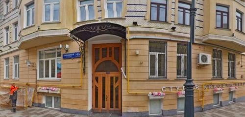 Панорама достопримечательность — Доходный дом А.И. Титова — Москва, фото №1