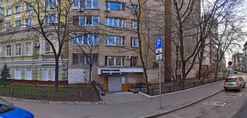 Панорама ногтевая студия — Monkey Men's Club — Москва, фото №1