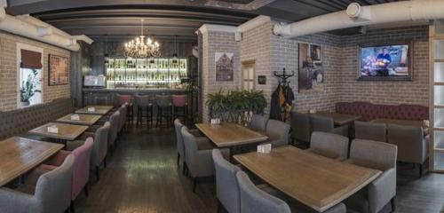 Panorama restaurant — Brasserie Lambic — Moscow, photo 1