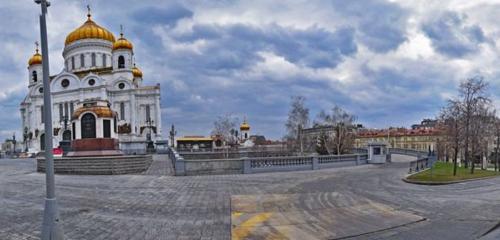 Панорама магазин цветов — Розовый сад — Москва, фото №1