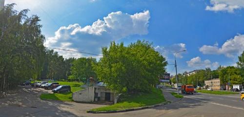 Панорама металлоизделия — Сетка МСК — Москва, фото №1