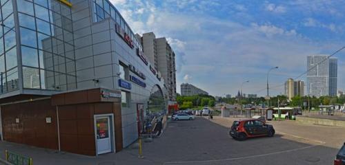 Панорама магазин парфюмерии и косметики — Дзинтарс — Москва, фото №1